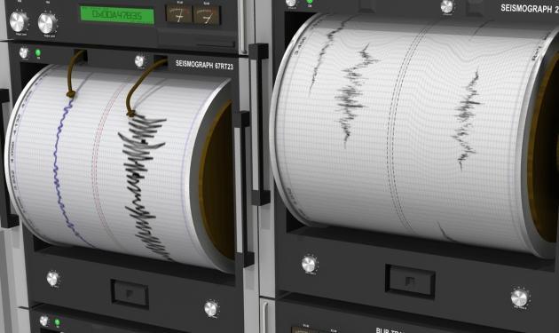 Ισχυρή σεισμική δόνηση αισθητή στην Αττική
