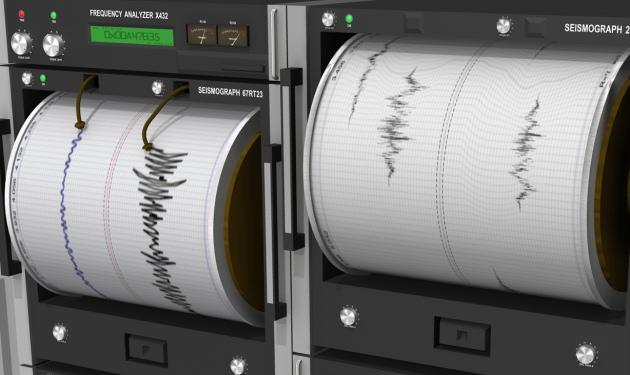 Ισχυρός σεισμός στη Λευκάδα – Έγινε αισθητός ως την Αθήνα