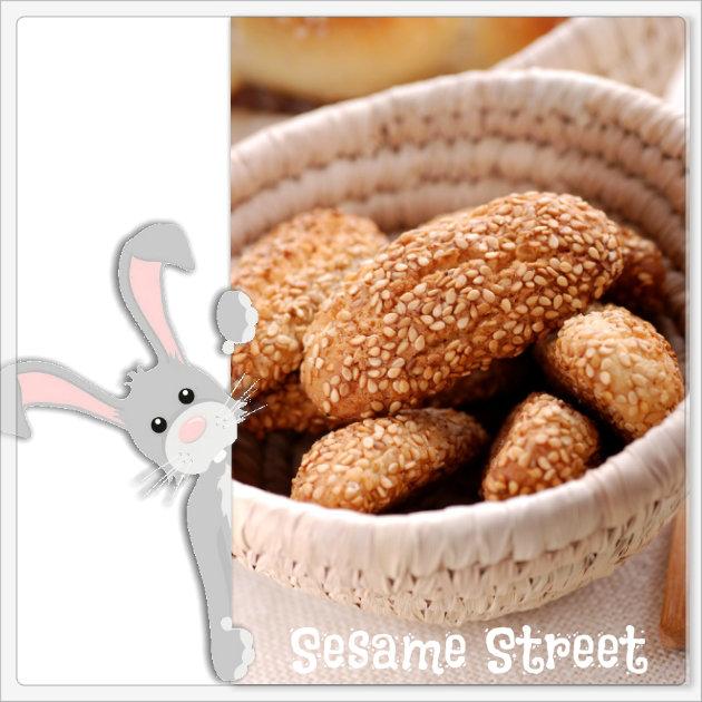 2 | Τραγανά κουλουράκια με σουσάμι