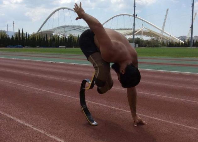 Γιάννης Σεβδικάλης: Ο διπλός ακρωτηριασμός του στις ράγες του τρένου και η συμμετοχή του στους Παραολυμπιακούς του Ρίο! | tlife.gr