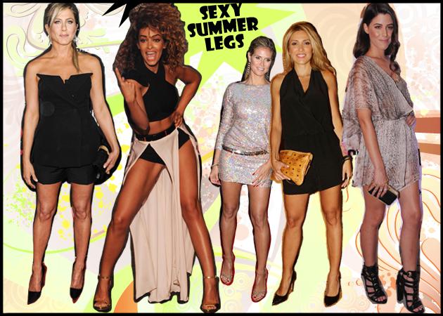 Θέλεις τα sexy, λαμπερά πόδια των stars; Με 8 tips τα ΄χεις! | tlife.gr