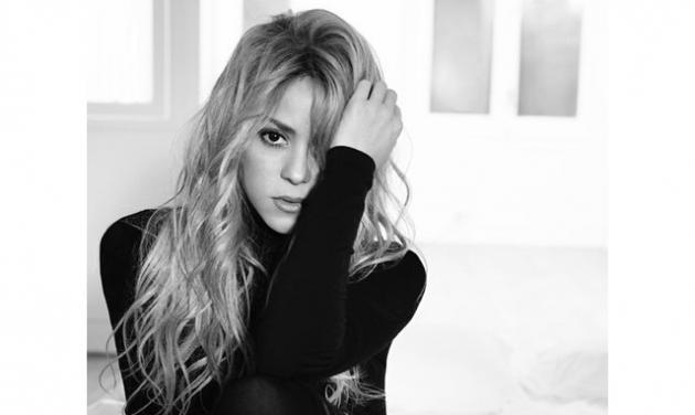 Shakira: Στα βήματα της μαμάς του ο μικρός Sasha – Δες το μουσικό παιχνίδι του!