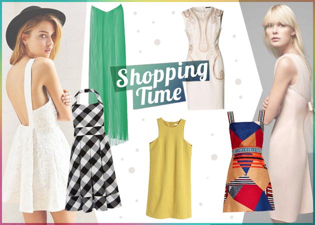 Φορέματα! Maxi, midi, mini για να βρεις αυτό που ταιριάζει στο στιλ και το budget σου! | tlife.gr