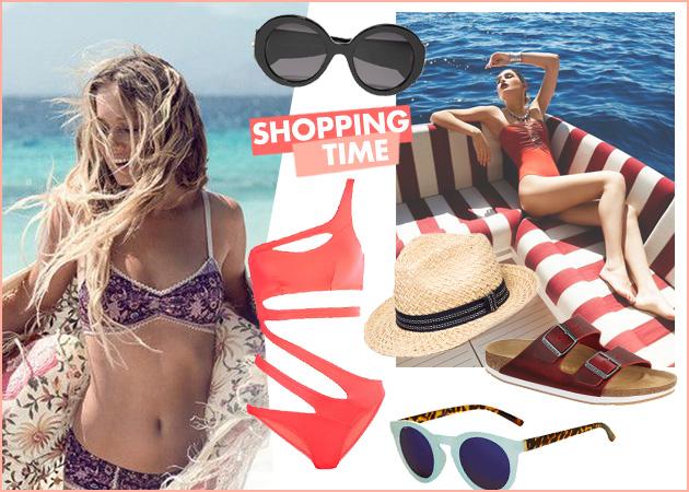 Καλοκαίρι 2016: Boho, sporty, sexy: Εσύ ποιο στιλ θα επιλέξεις φέτος για την παραλία; | tlife.gr
