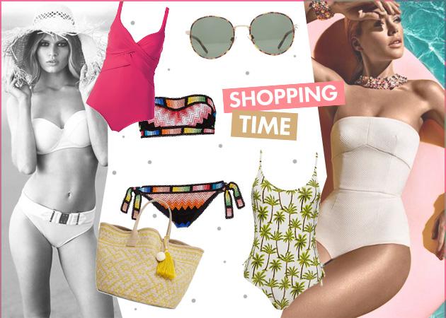 Άνοιξη Καλοκαίρι 2016  Τα ωραιότερα μαγιό και beachwear για την παραλία! 55a2335ffeb