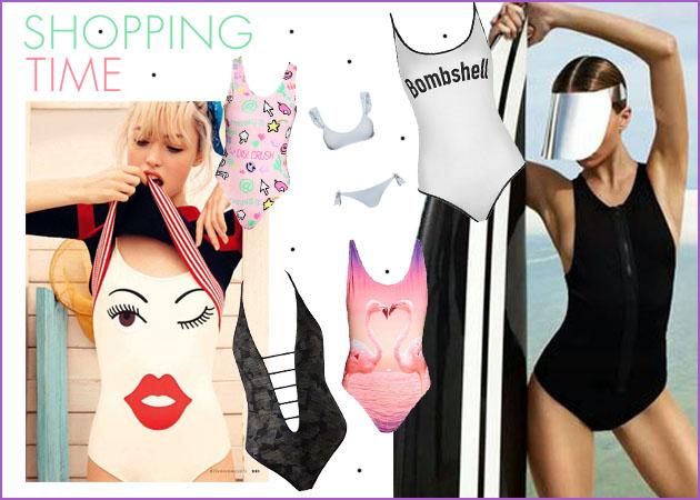Τρία δυνατά trends στα μαγιό και που θα τα βρεις. Τα τέλεια κομμάτια για να μην είσαι εκτός μόδας | tlife.gr