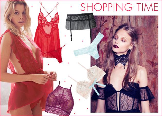 Pastel, κόκκινα και μαύρα εσώρουχα: Hot επιλογές για να νιώσεις πιο sexy από ποτέ | tlife.gr