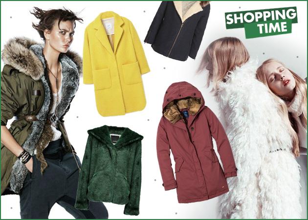 Ώρα για shopping! Τα πιο στιλάτα πανωφόρια για το κρύο στη βιτρίνα ... 31a214f8fce