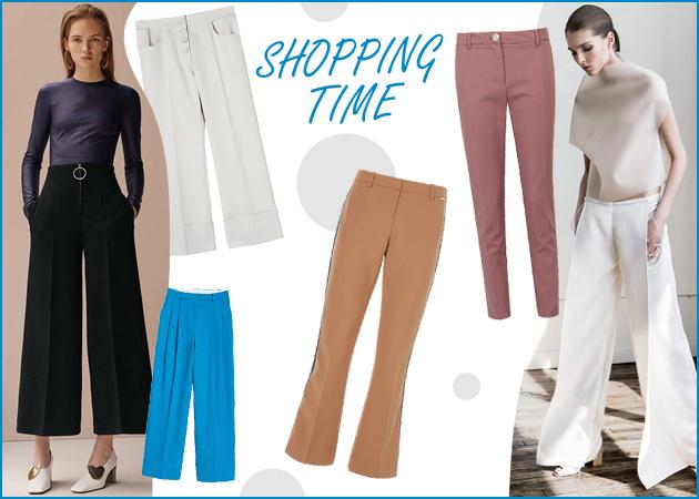 Η fashion editor προτείνει τα top παντελόνια που θα βρεις τώρα στην αγορά | tlife.gr