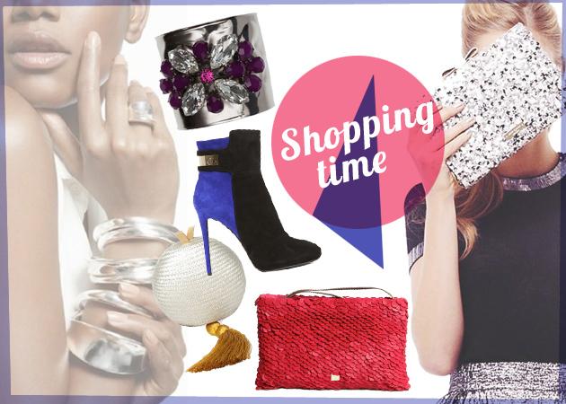 High heels, jewelry & clutches: Τα πιο glamorous αξεσουάρ για τις γιορτινές σου εμφανίσεις!