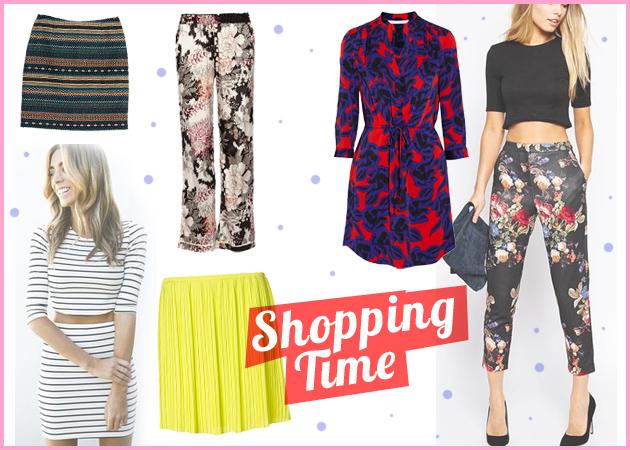 Φορέματα, φούστες, παντελόνια: Τα ωραιότερα κομμάτια της νέας σεζόν στις βιτρίνες του Tlife!