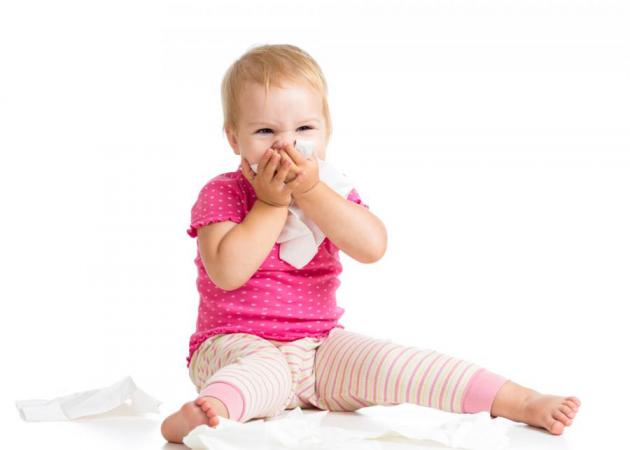 Ιγμορίτιδα και παιδί: Πώς να την αναγνωρίσετε!