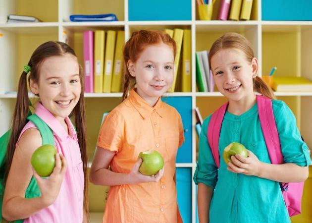 Τα φρούτα και τα λαχανικά έρχονται στο πιάτο των μαθητών!