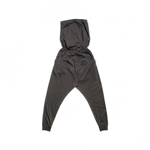 2 | Μαύρο strapless bodysuit sisley