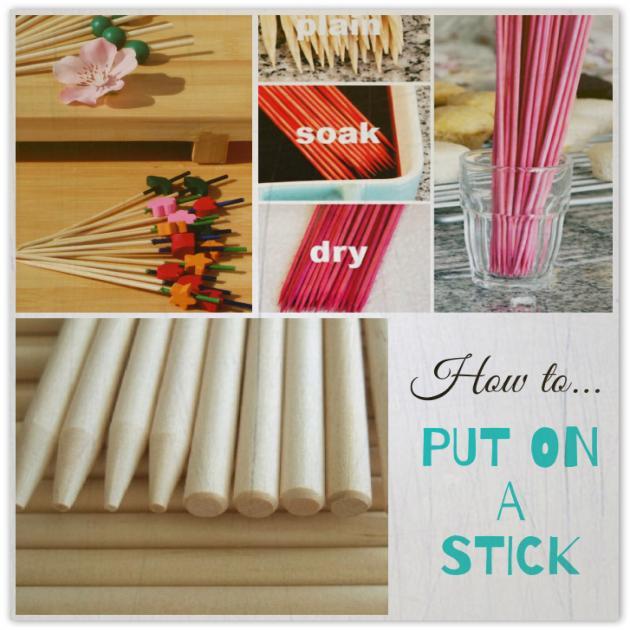 Πώς θα κάνεις τα ξυλάκια για το σουβλάκι σου χρωματιστά; | tlife.gr