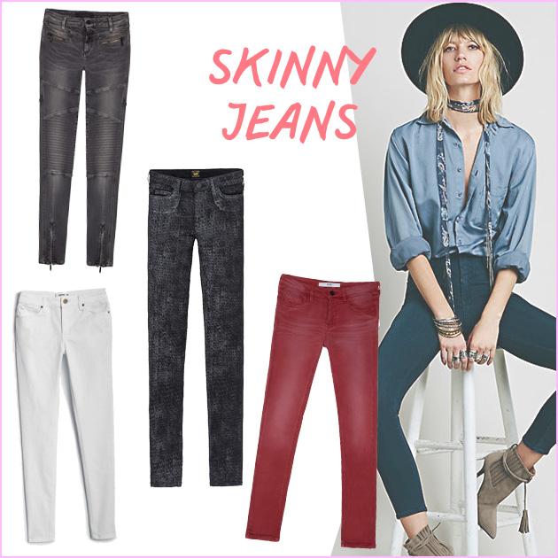 1   Skinny τζην