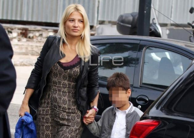 Φαίη Σκορδά: Έχει αφοσιωθεί στα παιδιά, μετά το χωρισμό από τον Γιώργο Λιάγκα! [pics] | tlife.gr