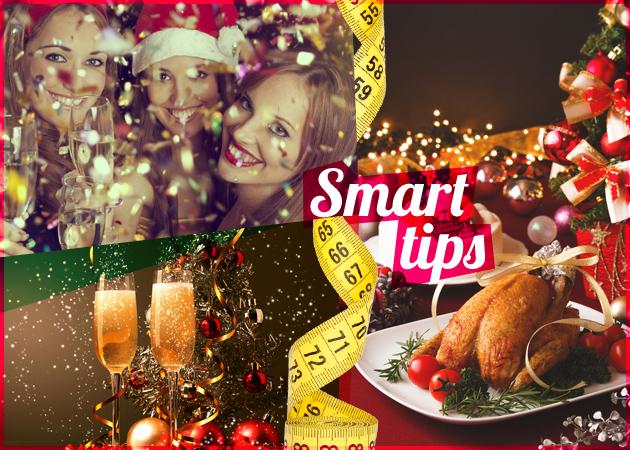 Smart tips για το φούσκωμα και το hangover μετά το φαγοπότι των Χριστουγέννων