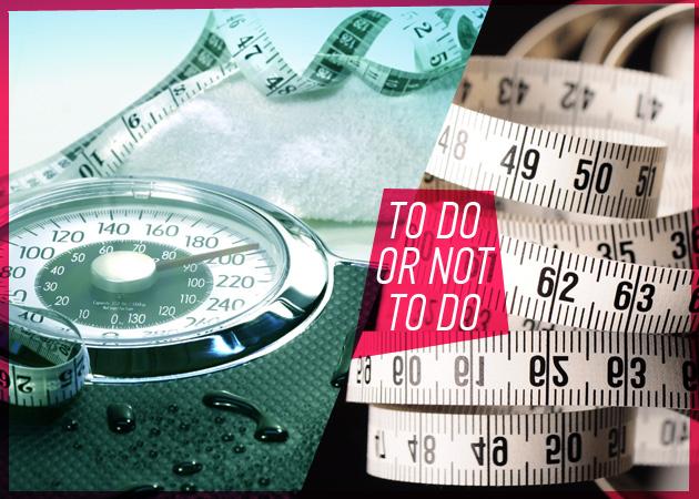Μπορεί η δίαιτα που βρήκες να σε βοηθησει να αδυνατίσεις; Συμβουλές για να το εξακριβώσεις;