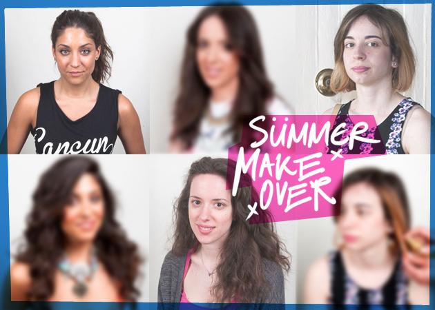 4 αναγνώστριες υποδέχονται το καλοκαίρι με ένα Make Over! Ψήφισε την αγαπημένη σου!