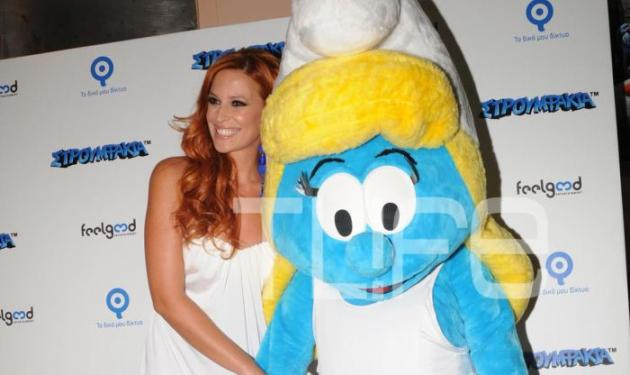Το TLIFE στην επίσημη πρεμιέρα των Smurfs! Δες φωτογραφίες | tlife.gr