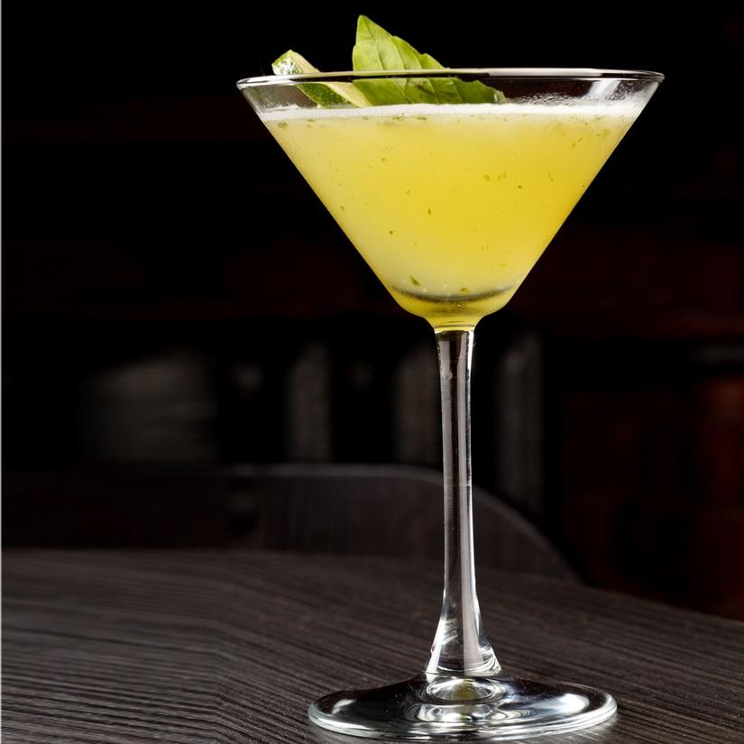 Snake eyes cocktail