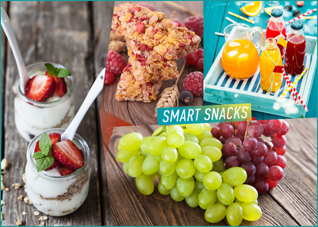 ΚΑΛΟΚΑΙΡΙΝΑ ΣΝΑΚ: Τι να επιλέξεις και τι να προσέξεις για να μην πάρεις κιλά
