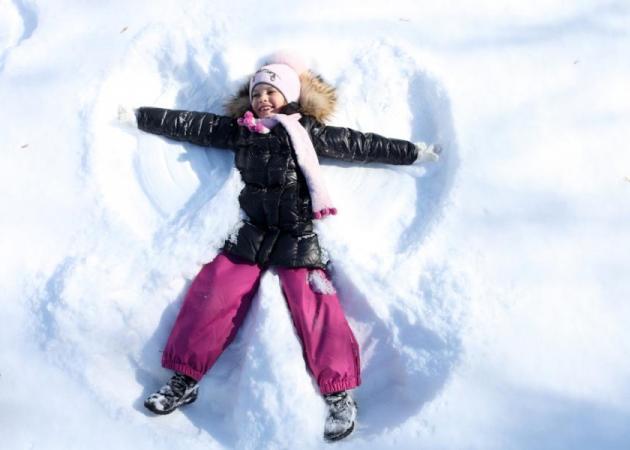 Παιχνίδι στο χιόνι! | tlife.gr
