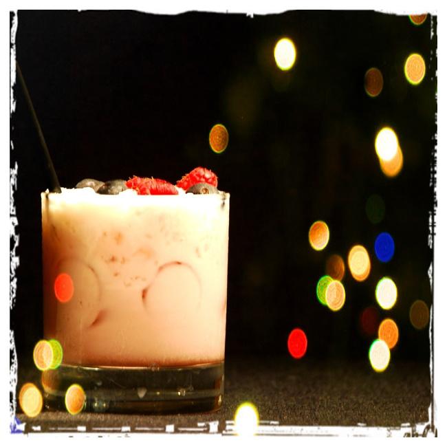 7 | Snowball Cocktail