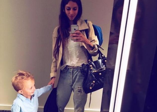 Σοφία Καρβέλα: Έτσι περνάει με τους γιους της στην Αμερική! | tlife.gr
