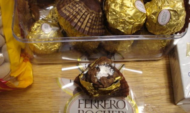 Σοκολατάκια με γέμιση… κοκαΐνης! | tlife.gr