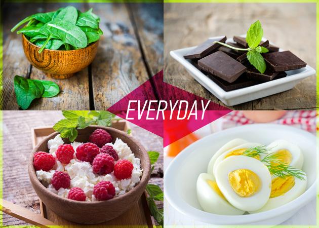 10 τρόφιμα που πρέπει να βάλεις στην καθημερινότητά σου γιατί βοηθούν στο αδυνάτισμα