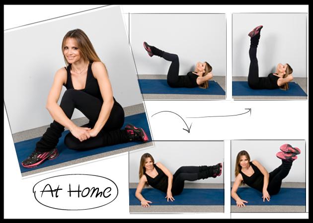 Έχεις σωματότυπο Μήλο; Αυτές είναι οι ασκήσεις για flat κοιλιά και πιο αδύνατη μέση…