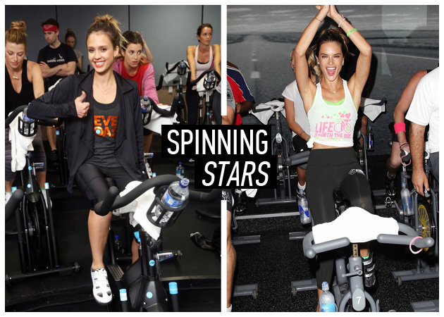 Spinning: Η πιο hot fit τάση για το 2017! Ποιες διάσημες το προτιμούν;