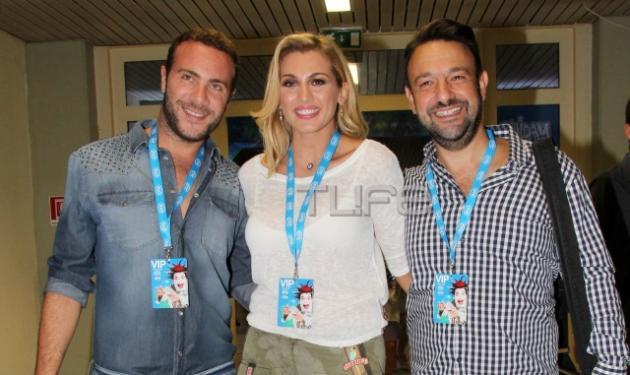 Κωνσταντίνα Σπυροπούλου: Πού βρέθηκε μετά την πρεμιέρα της νέας της εκπομπής; | tlife.gr