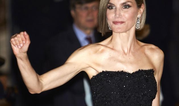 Ανησυχία για την υγεία της βασίλισσας της Ισπανίας Λετίσια – Κοκαλιάρα τη χαρακτήρισε η Bild