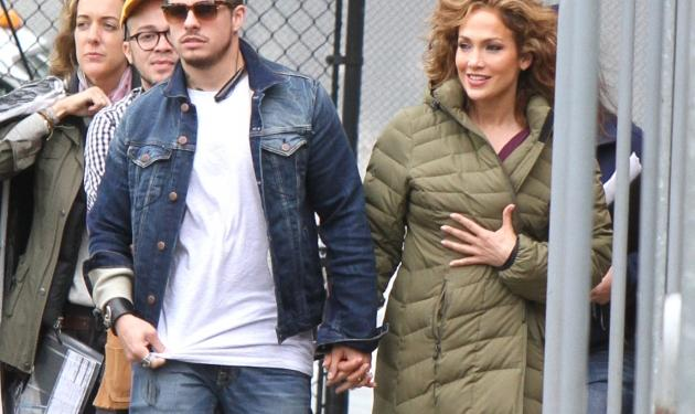 Jennifer Lopez: Ξανά μαζί με τον 28χρονο Casper! Φωτογραφίες χεράκι χεράκι!