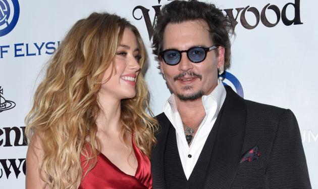 Johnny Depp – Amber Heard: Περιμένουν το πρώτο τους παιδί;