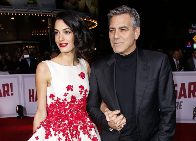 George Clooney: Έγινε πατέρας στα 56! H Amal έφερε στον κόσμο τα δίδυμά τους! | tlife.gr
