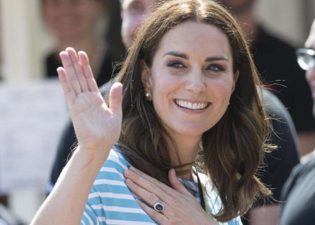 Γιατί δεν θα δούμε ποτέ την Kate Middleton με κόκκινα νύχια! | tlife.gr