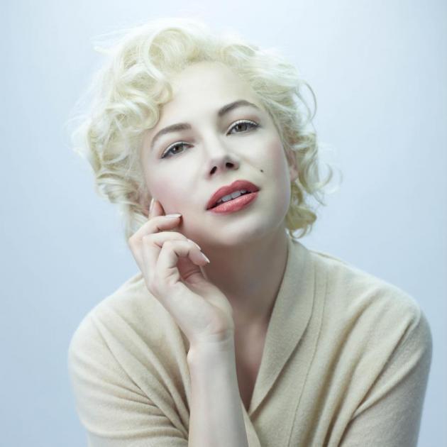 8 | Η Michelle ως Marilyn