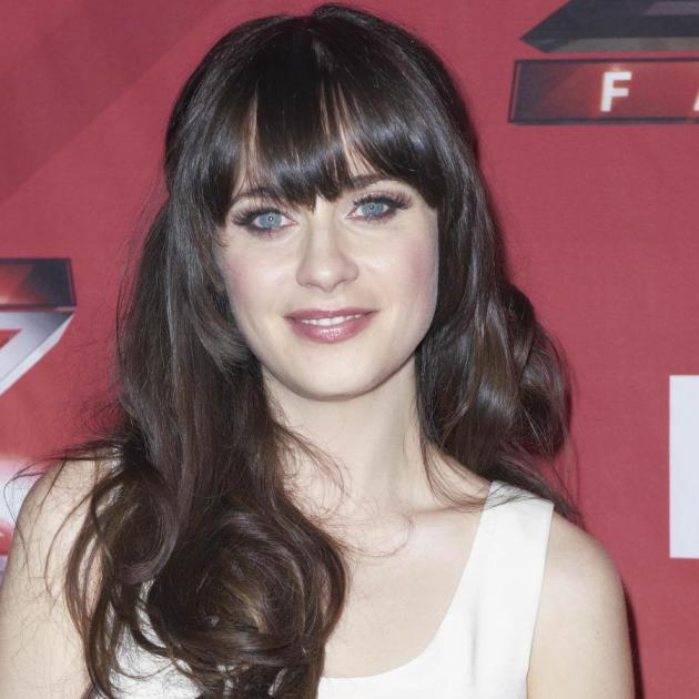 8 | Zooey Deschanel