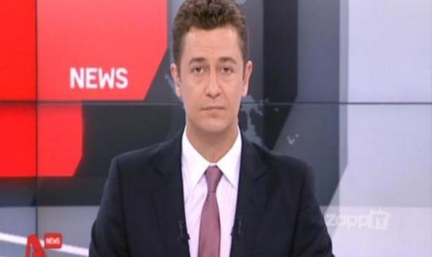 Α. Σρόιτερ: Οι αναποδιές στο δελτίο, τα video που δεν έπαιξαν και η αμηχανία του παρουσιαστή!   tlife.gr