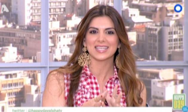 H Σταματίνα Τσιμτσιλή απάντησε στις φήμες ότι είναι έγκυος στο τρίτο παιδί της!   tlife.gr