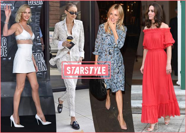 THIS WEEK! Τι φόρεσαν οι επώνυμες; Ψήφισε την πιο καλοντυμένη!