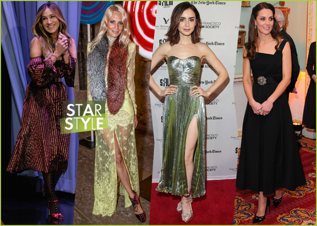 THIS WEEK! Τι φόρεσαν οι επώνυμες; Ψήφισε την πιο καλοντυμένη! | tlife.gr