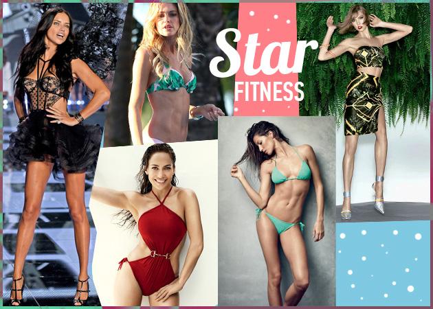 Τι γυμναστική κάνουν οι επώνυμες; 9 σταρ σου αποκαλύτπουν τα fitness μυστικά τους!