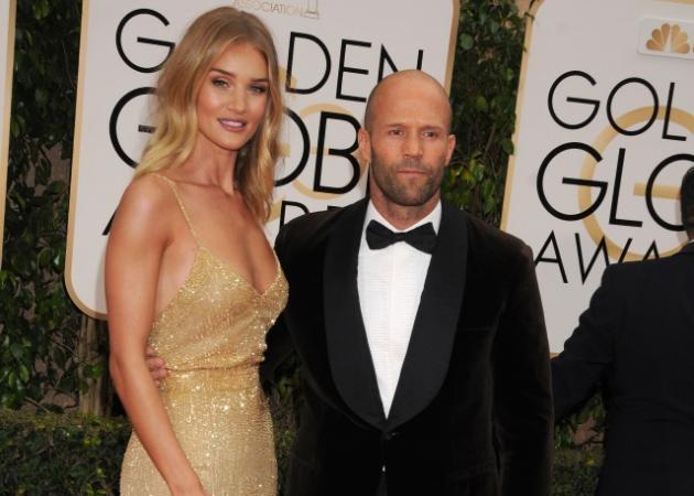 """Παντρεύεται ο Jason Statham – Το πανάκριβο μονόπετρο της συντρόφου του """"πρόδωσε"""" τον αρραβώνα!"""