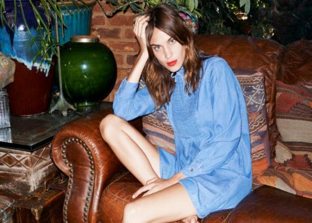 Η Alexa Chung λανσάρει το δικό της fashion brand! | tlife.gr