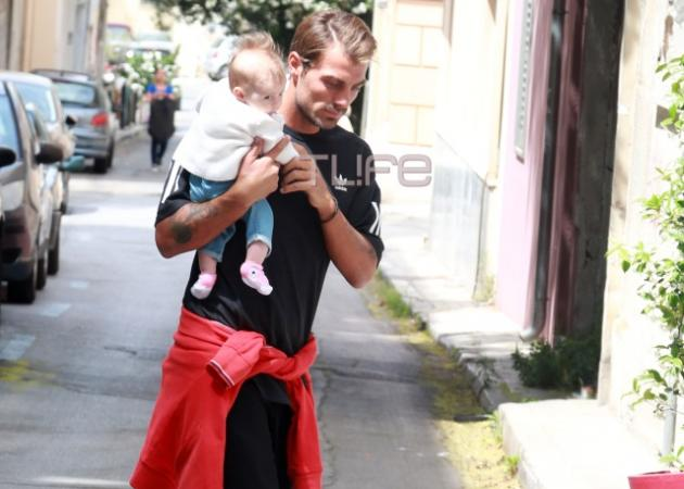 Στέλιος Χανταμπάκης: Μετά το Survivor, αναπληρώνει τον χαμένο χρόνο με την κόρη του! | tlife.gr